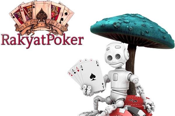 RakyatPoker Agen Poker Online Uang Asli Paling Murah