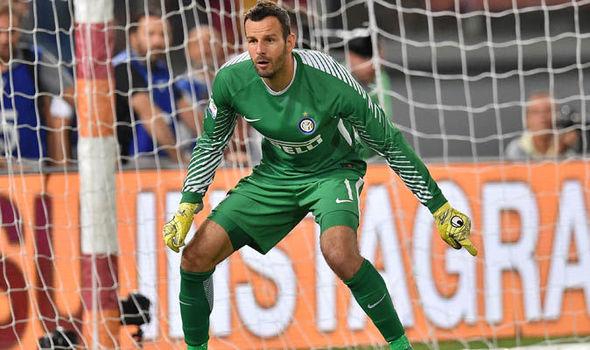 Kiper Inter Milan Berkata Kemenangan dari Napoli Sangat Krusial