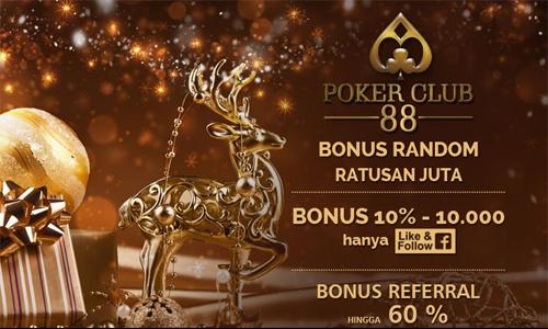 Pkclub88 Agen Poker Online Terbaik Di Indonesia dan Tempat Bermain Poker