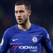 Eden Hazard pergi, Chelsea Mencari Solusi ke AS Roma