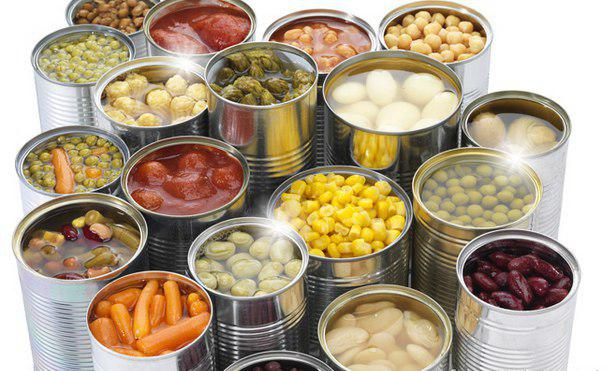 Ilustrasi Makanan Olahan