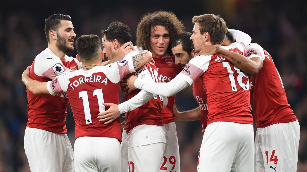 Selesai Bungkan Bournemouth, Arsenal Saat Ini Sedang Membidik Tottenham