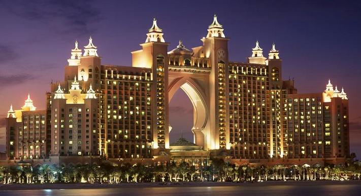3 Hotel Paling Mewah Dunia