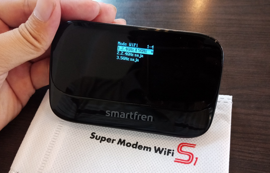 3 Modem MIFI Dengan Jaringan Terbaik Di Indonesia