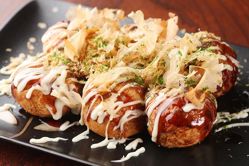 Berikut Fakta Menarik Dari Makanan Jepang Takoyaki