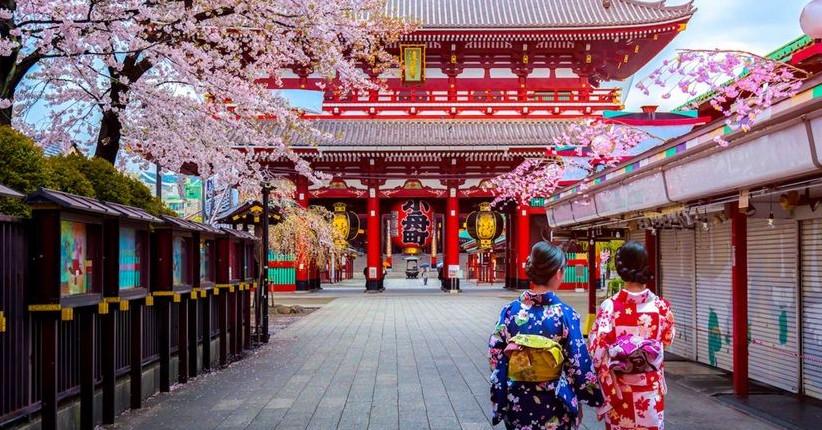 3 Wisata Jepang Paling Populer Yang Wajib Anda Kunjungi
