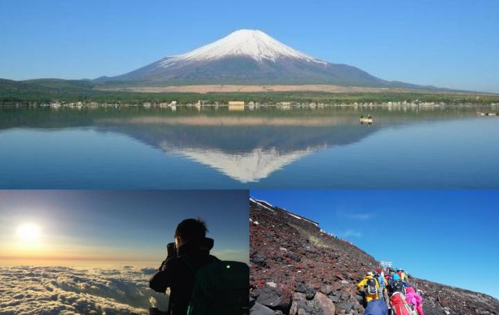 Wisata Gunung Fuji