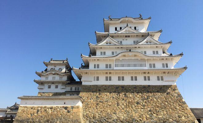 Wisata Sejarah Jepang, Kastil Himeji