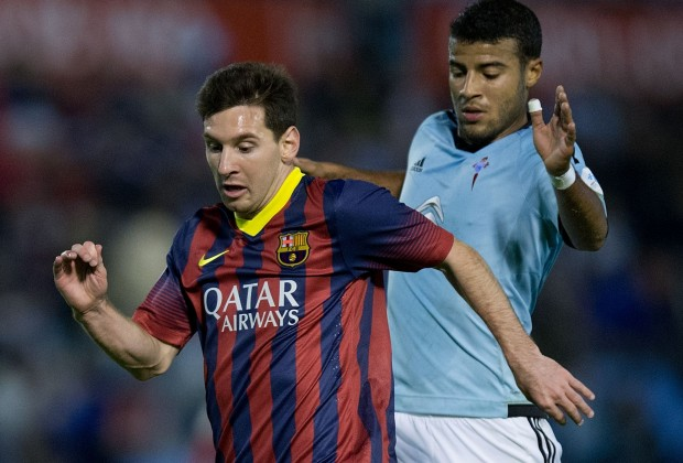 Messi Beri Pujian Untuk Rafinha